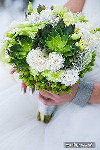 kliknij po więcej dekoracji weselnych