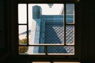 zbliżenie na dach