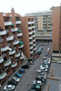 bloki mieszkalne