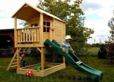 domki dziecięce do ogrodu