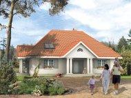 Projekt domu Murena pracowni MTM STYL