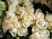 bukiet, róże, kwaity